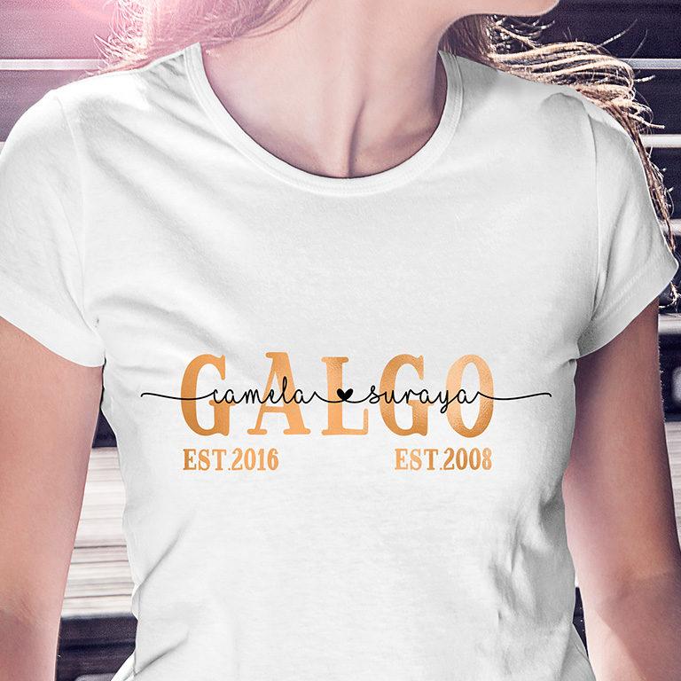 Windhund T-Shirt est