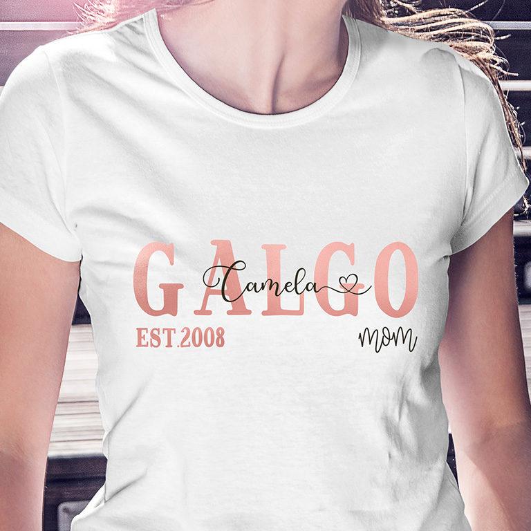Windhund mom T-Shirt